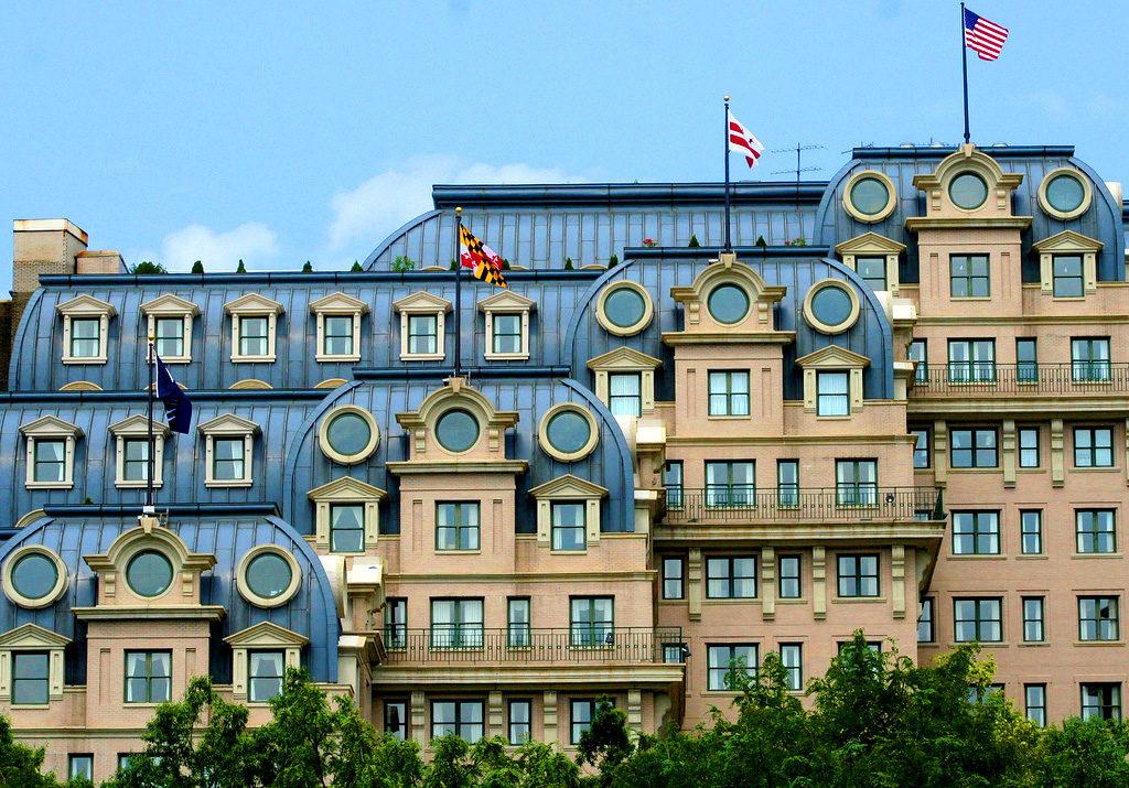 willard hotel all washington view